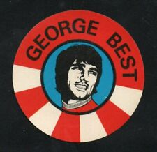GEORGE BEST Manchester United Northern Ireland BAB issuer  football soccer