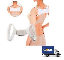 Fascia posturale per la schiena correzione POSTURA SUPPORTO REGOLABILE RELAX