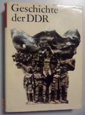 Geschichte der DDR GDR ~ 1981/ Rolf Badstübner 61 Abbildungen u. 6 Karten