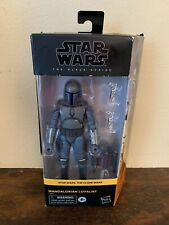 NEW Star Wars Hasbro Black Series Mandalorian Loyalist SEALED Figure