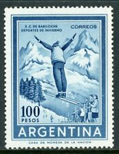 Argentina Scott #704 MNH Ski Jumper SPORTS CV$8+