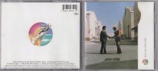 Pink Floyd - Wish You Were Here (CD, Aug-1994, Pink Floyd) REMASTER