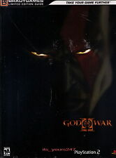 God Of War II [2] Limited Edition Lösungsbuch engl. NEU