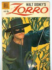 Four Color #976 Zorro 1959 VG Toth art, Photo cover
