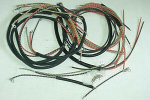 New 1948 Harley WL, UL, EL, FL Complete Wiring Harness