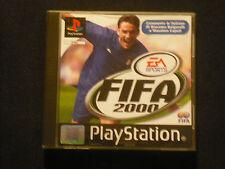 Playstation 1 FIFA 2000
