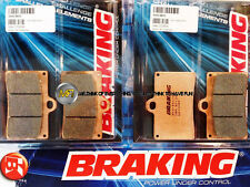 BIMOTA DB1 RS 750 1988 88 PASTIGLIE ANTERIORE SINTERIZZATE FRENO BRAKING CM55 SP