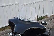 Harley Davidson 12 inch  Windshield  Clear  2014 & up Touring FLHR FLHT FLHX