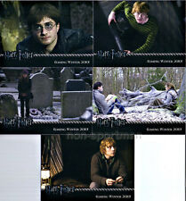 HARRY POTTER DEATHLY HALLOWS PART ONE PROMO 1,2,3,4,5