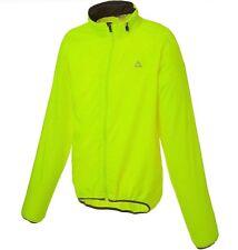Dare 2b Mens M Medium Hi Viz Yellow SPEDFAST Windshell Cycling Bike Jacket