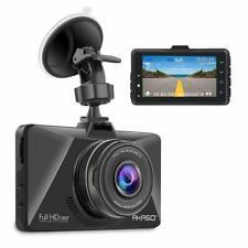 "Dash Cam Car Dashboard Camera Recorder with 1080P Full HD 3"" LCD Screen 170° W"