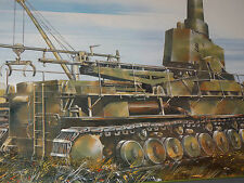"DRAGON<>GERMAN SUPER HEAVY ARMOR<>54cm MORSER ""LOKI"" <>1/35<>MISB"