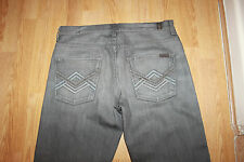 """Men's 7 for all mankind slouchy jeans mint condition w35"""" l29"""""""