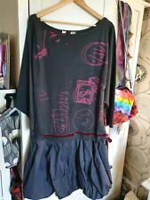 Desigual Jumper Dress, Size XL