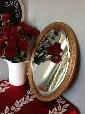"Resin Oval Medium (12"" - 24"") Width Decorative Mirrors"