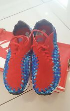 Brand new Nike Air Footscape Woven Motion Red
