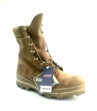 Bates USMC Temperate Weather Boots Size 11.5 NEW, Marine Corps Olive Mojave USGI