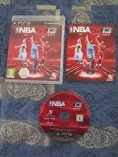 PS3 : NBA 2K13 - Completo, ITA ! Il gioco ufficiale della NBA !