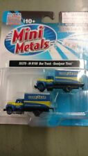 1/160  N  Classic Metal Works 50378 - IH R190 Box Refrig Truck, Good Year