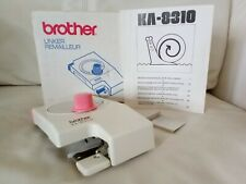 Brother Knitting Machine Linker KA 8310 boxed with instructions