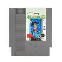 Castlevania II: Simon's Quest (Nintendo NES, 1988) Authentic Cartridge Tested
