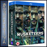 THE MUSKETEERS - COMPLETE COLLECTION - SERIES 1 2 & 3 *BRAND NEW BLURAY BOXSET**