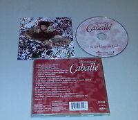Album CD Montserrat Caballe' - In mir klingt ein Lied  14.Tracks  2000