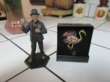 Qmx Mini Master Firefly Serenity Badger Figure and Flamingo Pin