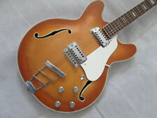 Vox Lynx electric guitar - Italian made ES335 shape - 1965-7.