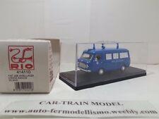Fiat 238 - Ambulanza Croce bianca Milano - RIO 4161  1:43