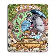 My Neighbor TOTORO Anime Mouse Mat Mousepad - Gift - studio ghibli film -