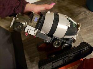 Hasbro 2008 SCVNGR THK-1139 Devastator Scavenger and cement mixer