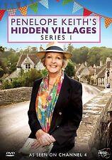 Penelope Keith's Hidden Villages - Series 1 [UK TV SHOW] (DVD)~~~~NEW & SEALED