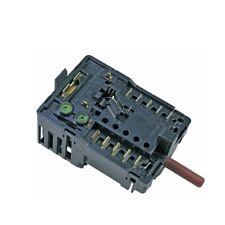 Interrupteur / Régleur dreefs SR13/07 4332/13 Plaque de cuisson cuisinière