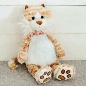 Jomanda Ginge The Cat Soft Toy 20cm