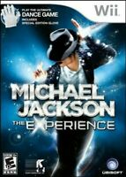 Michael Jackson: The Experience (Wii, 2010) TESTED Disc Only