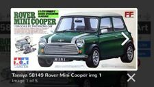 Tamiya Vintage RC Car Rover Mini Cooper 58149 Year 1994