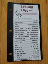 Spelling Flipper. Convenient and Easy–Improve and Remember Spelling Rules