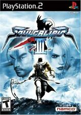 PlayStation2 : Soul Calibur 3 VideoGames