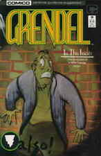 Grendel (2nd Series) #19 FN; COMICO | save on shipping - details inside