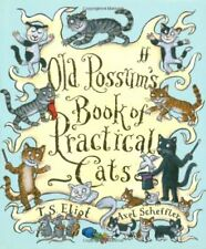 Old Possum's Book of Practical Cats by Eliot, T.S. Hardback Book The Fast Free
