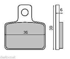 Jeu 2 plaquette de frein Arrière Qualité GAS GAS GASGAS TXT  200 280 PRO TRIAL