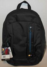 NEW: Case Logic Jaunt 15.6'' Laptop & Tablet Backpack Bag WMBP115 3203396 Black