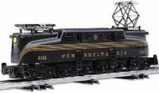 LIONEL TRAINS 6- 18343 PWC  # 2332 BLACK PENNSYLVANIA GG1 with TMCC  MINT in OB