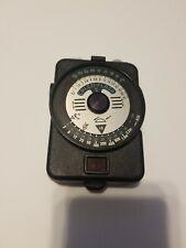 Used CALCU-FLASH-S Digital Flash Meter Quantum Instrument
