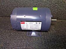 1 HP General Purpose Motor,3-Phase,1725 Nameplate RPM,Voltage 230/460, (K)