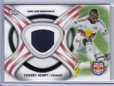 2013 Topps MLS Kits Relic Jersey 31 Card Set Thierry Henry Cahill Beckerman Zusi
