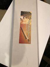 "Silver Knight Sword ZS- 901113 Double Edge 41.25"" Length, Black Sheath"