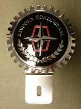 Lincoln  Accessory Grille Badge License Plate Topper,  A Great Gift Item