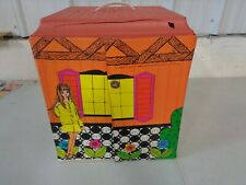 1968 Barbie Family House with Furniture